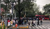 Alertan por cinco movilizaciones para este sábado en la capital