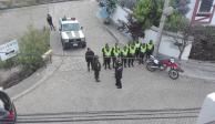 """Bolivia dice que vigilancia es por """"serias amenazas"""" de ataque contra México"""