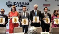 NFL Fan Race calienta juego entre Jefes y Cargadores en el Azteca