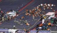 Al menos 10 heridos deja tiroteo en juego de fútbol en secundaria de EU