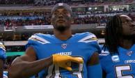 NFL suspende dos partidos al cornerback Michael Davis