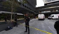 Probable, que FGR atraiga caso de israelíes de Plaza Artz, asegura AMLO