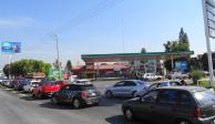 Rumor provocó compras de pánico de gasolina en NL, afirma El Bronco