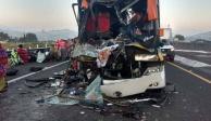En 24 horas, suman dos peregrinos muertos y 36 heridos