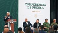 VIDEO: López Obrador pide tranquilidad a inversionistas y destaca recaudación