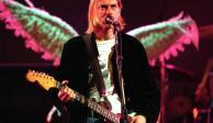 El legado artístico de Kurt Cobain se imprime en ropa
