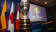 Conmebol le cierra las puertas a una fusión con Concacaf