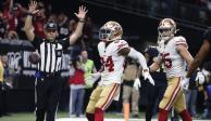 49ers logra pase a playoffs con agónico gol de campo ante Saints