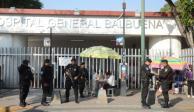 Trasladan a otro hospital a presunto asesino de alcalde de Valle de Chalco