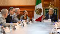 Asegura AMLO a legisladores de EU que T-MEC es benéfico para los 3 países