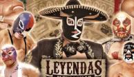 Leyendas de la lucha libre llegan a la Arena México