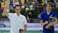 Por toque de queda se cancela en Colombia juego entre Federer y Zverev