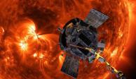Los sorprendentes datos que descubrió la sonda Parker que llegó al Sol