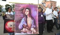Marchan en Oaxaca contra despenalización del aborto