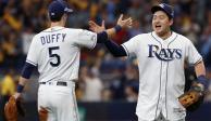 Rays vapulea 10-3 a Astros y obliga a cuarto juego en Serie Divisional