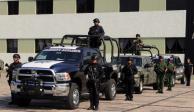 Dan de baja a policías federales por presunto acto de extorsión