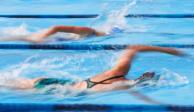 """Gana competencia de nado pero la descalifican por """"mostrar de más"""""""