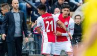 Chelsea empata 4-4 ante Ajax, que tuvo participación de Edson Álvarez