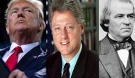 De Clinton a Trump, los juicios políticos contra presidentes de EU