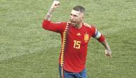 Sergio Ramos quiere participar en Juegos Olímpicos