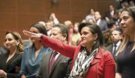 Ríos-Farjat llega a la Corte: sé decir no a presiones