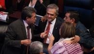 Comisión del Senado avala desaparición del Estado Mayor Presidencial