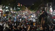 """Cantan """"Mañanitas"""" a la Virgen más de 7 millones y medio de peregrinos"""