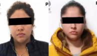 """Detienen a las hijas de """"El Ojos"""", exlíder del Cártel de Tláhuac"""