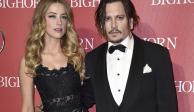Johnny Depp demanda a Amber Heard, su exesposa, por difamación