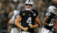 Raiders muestran carencias de Broncos y los derrota 24-16