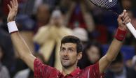 VIDEO: Djokovic debuta con triunfo en la defensa de su título en China