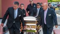 FOTOS: Despiden a José José con homenaje público en Miami