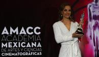 Invitan a Marina de Tavira a formar parte de la Academia del Oscar