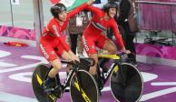 Jessica Salazar gana oro en campeonato panamericano de ciclismo