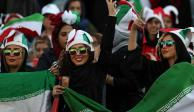 ¡HISTÓRICO! Después de 38 años, mujeres de Irán vuelven a un estadio