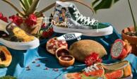 Vans se inspira en obras de Kahlo y lanza colección