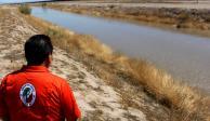 Mueren ahogados mujer y su bebé al intentar cruzar el Río Bravo