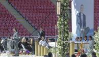 Emotiva despedida a Jorge Vergara en Estadio de Chivas
