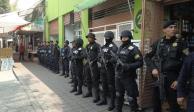 Arman operativo en Tepito a metros de la guarida de El Lunares