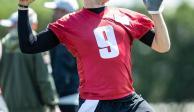 Nick Foles firma por cuatro años con los Jaguares de Jacksonville