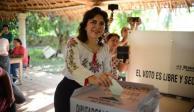 """Denuncia Ivonne Ortega compra de votos y urnas """"embarazadas"""""""