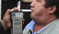 Renuncia director del alcoholímetro en la Ciudad de México