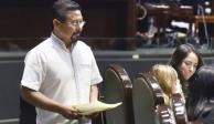 Charrez es culpable, iba borracho, acusa padre de víctima en Cámara de Diputados