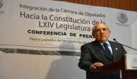 Revive Morena iniciativa para eliminar el fuero constitucional