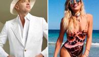 Michelle Salas, hija de Luis Miguel, tiene novio multimillonario... ¡que casi le dobla la edad!!