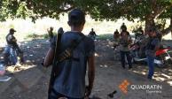 En emboscada, mueren 6 integrantes de la Unión de Pueblos en Petatlán
