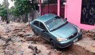 Lluvias en BCS provocan muerte de una mujer
