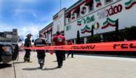 Desalojan Palacio Municipal de Ecatepec por amenaza de bomba