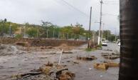 Buscan desaparecidos tras lluvias que dejaron tres muertos en Tlajomulco