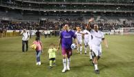 Cuauhtémoc Blanco y Ronaldinho brindan espectáculo en Zacatepec